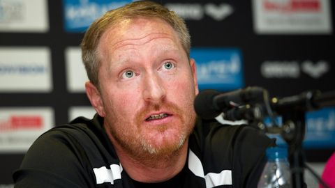 Der deutsche Freiwasser-Bundestrainer Stefan Lurz sieht sich schweren Vorwürfen ausgesetzt