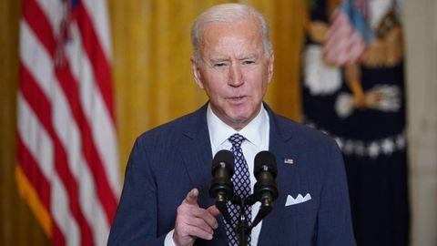 """Joe Biden über transatlantisches Bündnis: """"Amerika ist zurück"""""""