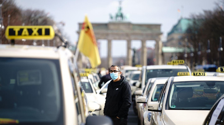 Die Taxifahrer fürchten die Konkurrenz