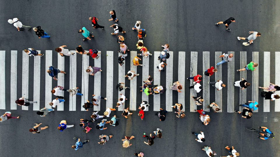 Fußgängerverkehr