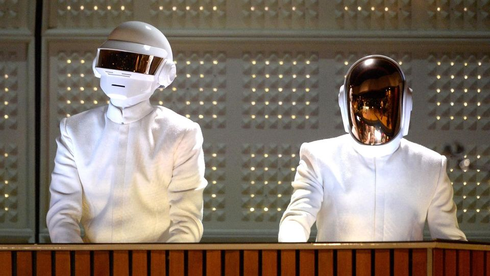 """Daft Punk"""