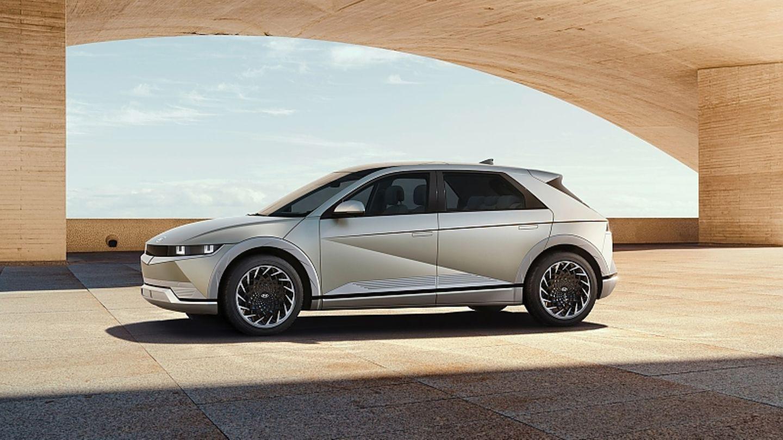 ioniq 5 - das erste Modell der neuen Hyundai-Marke - STERN.de
