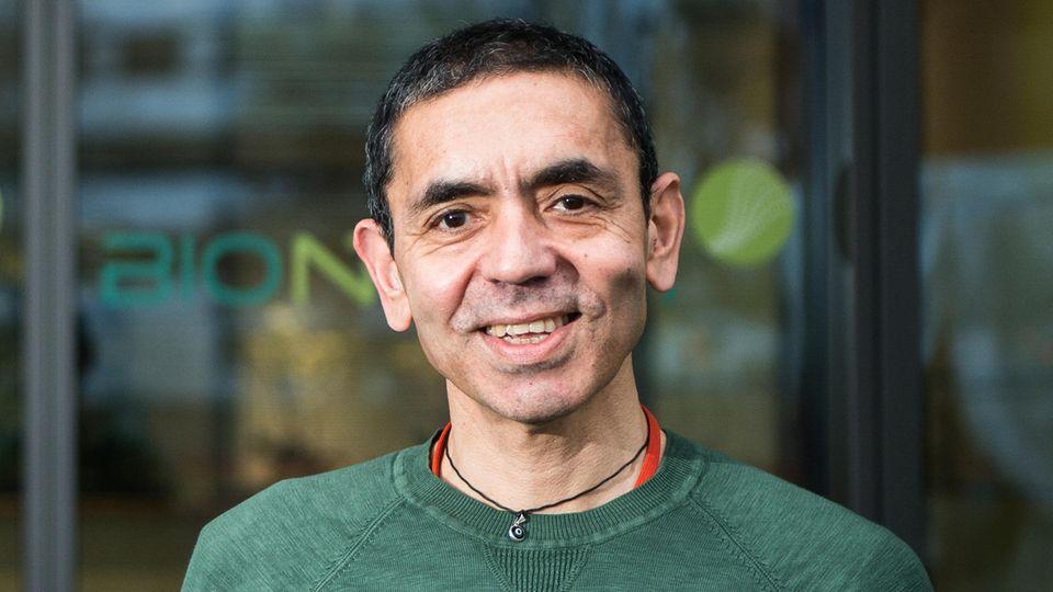 Uğur Şahin, Vorstandsvorsitzender von Biontech