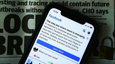 Abgeknipst! Internetriese will neues Gesetz nicht hinnehmen