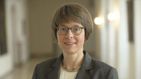 DieTheologin Beate Gilles, neue Generalsekretärin derkatholischen Deutschen Bischofskonferenz