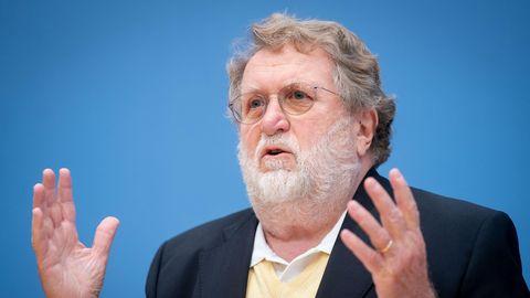 Thomas Mertens, Vorsitzender der Ständigen Impfkommission (STIKO)