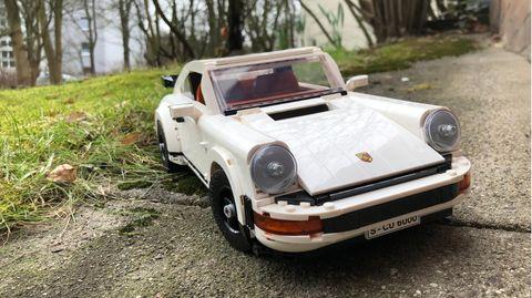 Lego für Erwachsene: Der Porsche 911 Turbo im Miniaturformat