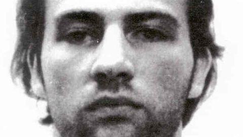 Der verurteilte Serienmörder Norman Franz auf einem Fahndungsfoto aus dem Jahr 1998.