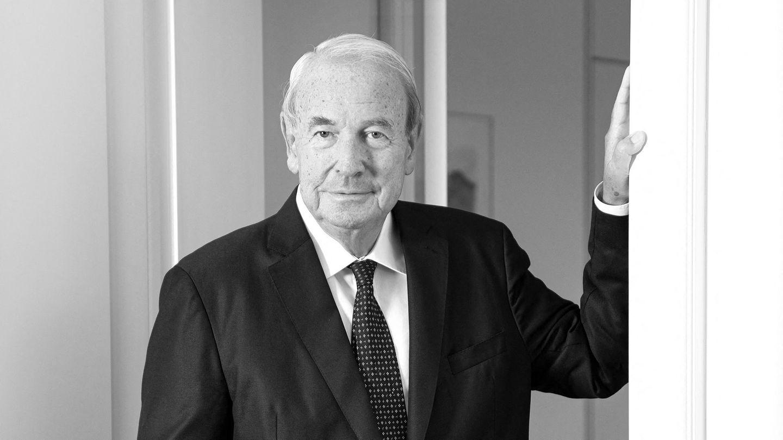 Der deutsche Unternehmer, Investor und Milliardär Heinz Hermann Thiele ist tot