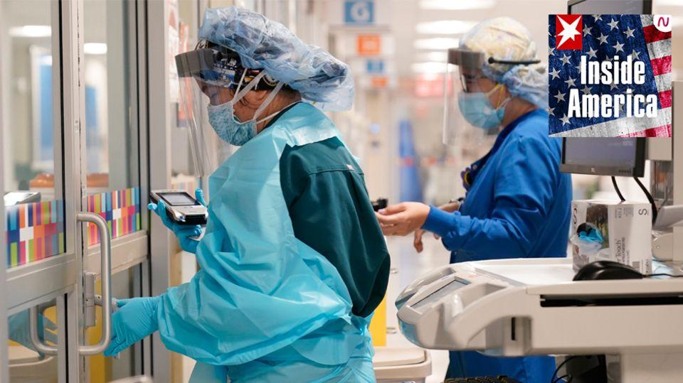 Inside America Krankenhaus 38