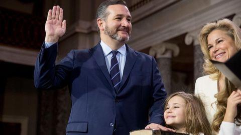 Ted und Heidi Cruz