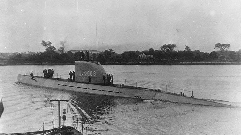 Typ XXI - Hitlers Unterwasser-Wunderwaffe sollte mit der Rakete