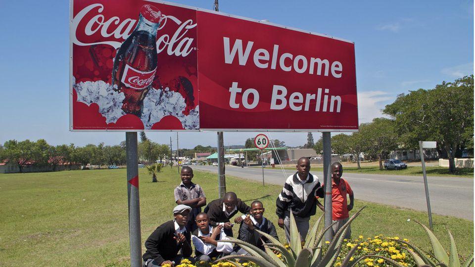 Südafrika Berlin