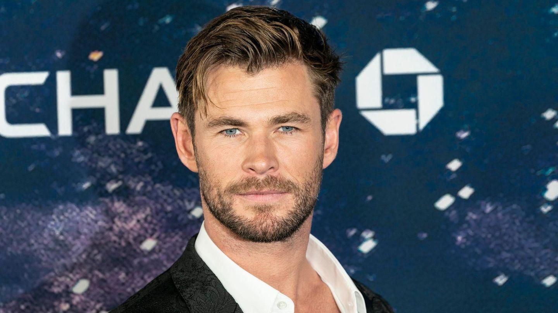 Der Hollywood-Schauspieler Chris Hemsworth