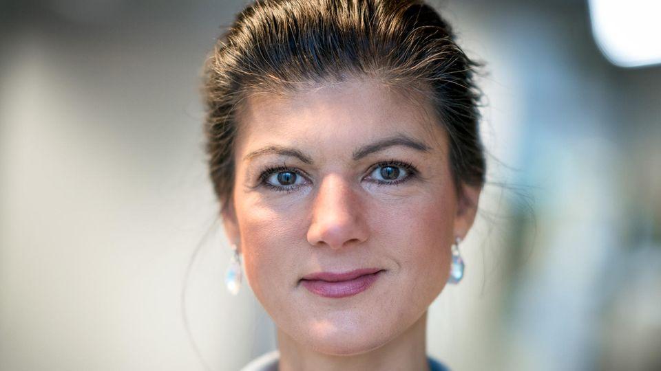 Sahra Wagenknecht im ntv-Frühstart (Symbolbild)