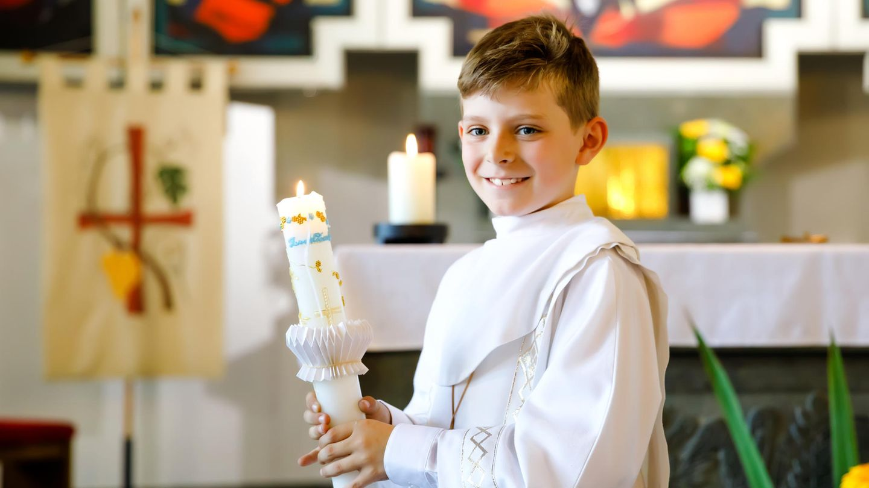 Zur junge geschenk konfirmation patenkind Wie viel