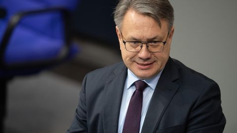 Georg Nüßlein (CSU), bislangUnionsfraktionsvize