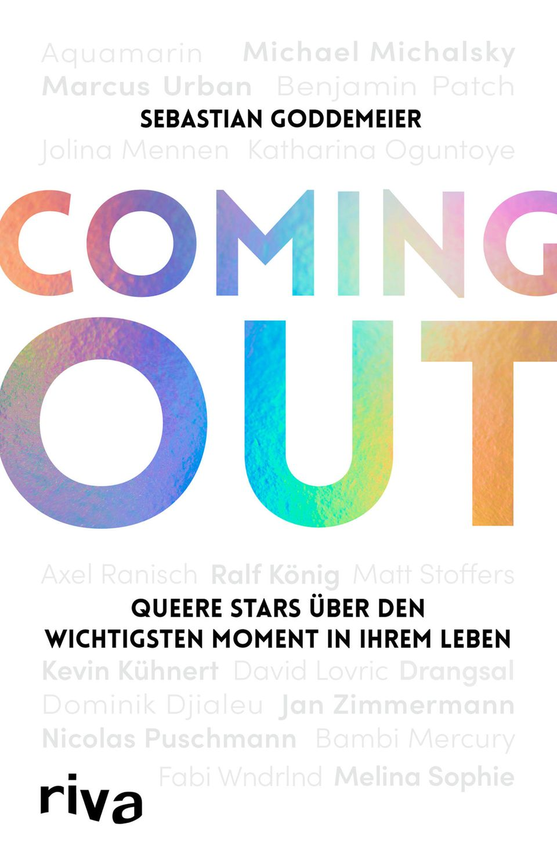 "Das Buch ""Coming-out"" von Sebastian Goddemeier"