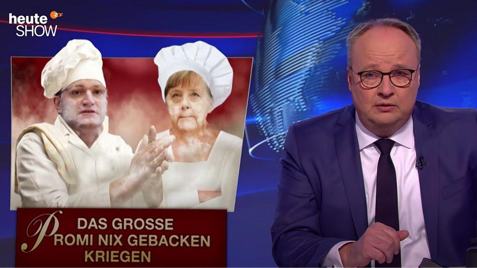 """""""heute-show"""" im ZDF mit Oliver Welke"""
