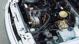 Zu Beginn standen fünf Motoren zur Auswahl, der 1.9 TDI folgte etwas später