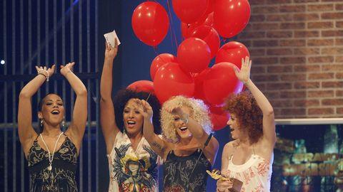 Die No Angels im Jahr 2008