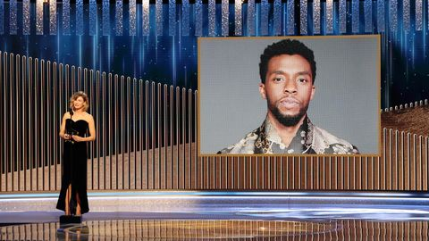Chadwick Boseman Golden Globe