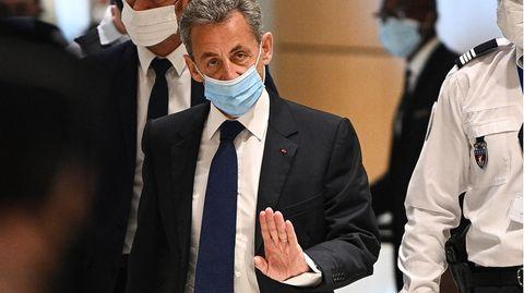 News heute - Verurteilung Nicolas Sarkozy