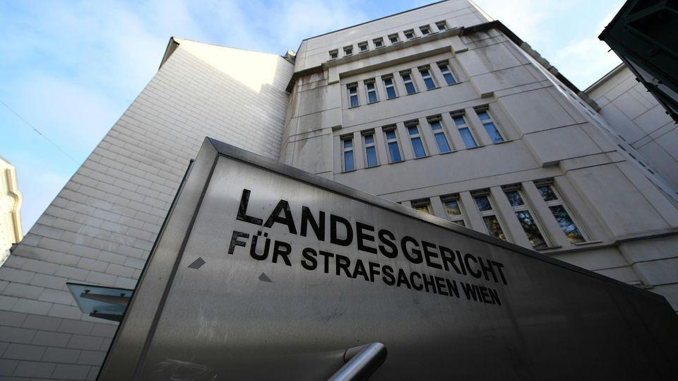 Das Landgericht in Wien