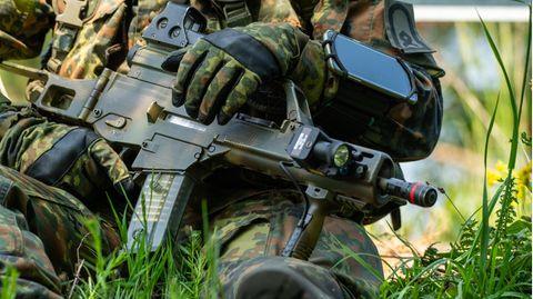 Bundeswehr G36