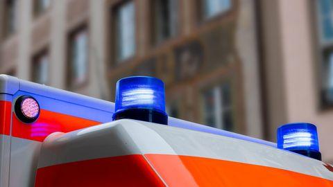 Feuerwehrauto als Symbolfoto für Nachrichten aus Deutschland