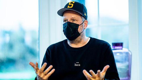 Rapper Smudo von den Fantstischen Vier.