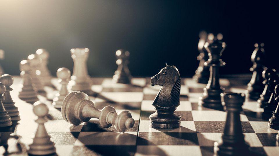 Ein Schachspiel kann den Youtube-Algorithmus offenbar überfordern, wie ein Experiment zeigte