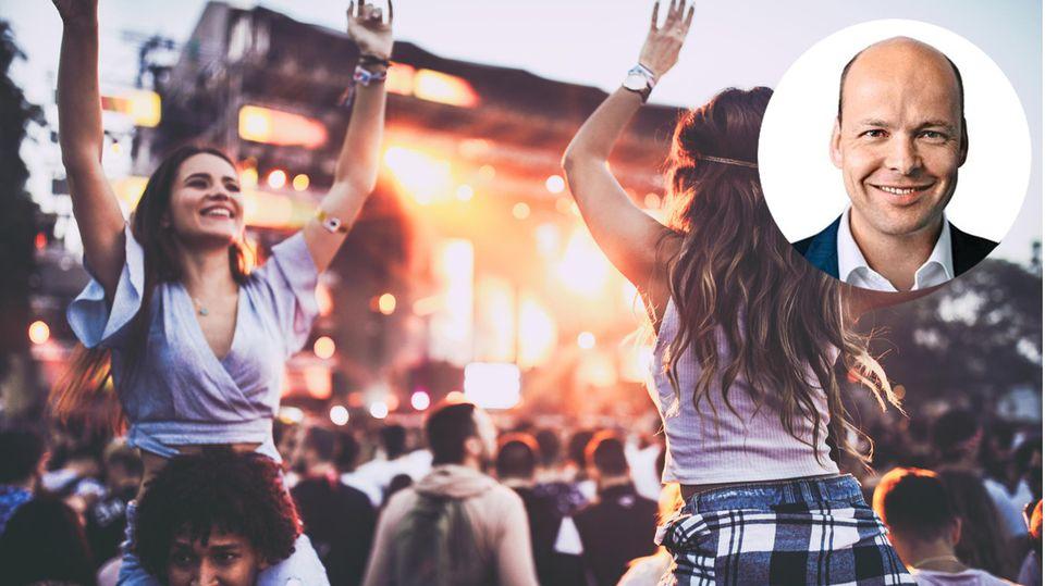 Konzerte könnten mit Impfpass tatsächlich bald wieder stattfinden