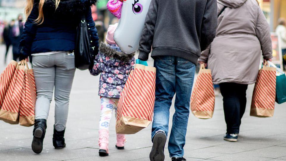 Lockdown-Ende: Dürfen wir nächste Woche wieder shoppen? Nicht unwahrscheinlich, trotz vieler Neuinfektionen
