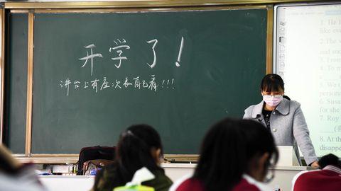 Seit 1986 wird in China das bestehende Verbot der Prügelstrafe an Schulen weiter verschärft (Symbolbild)