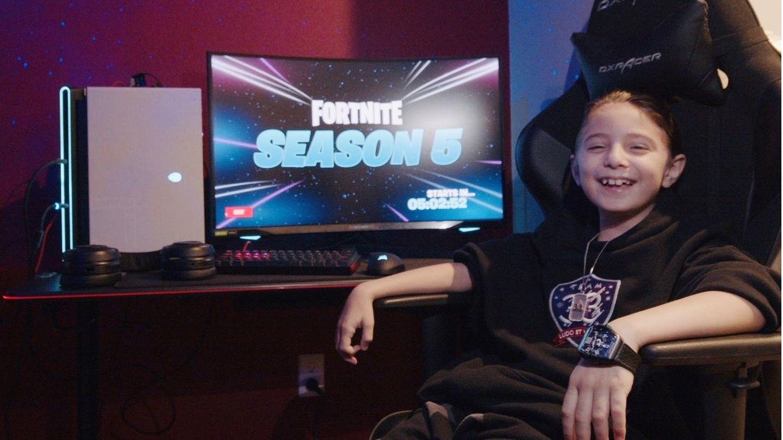 """Der achtjährige Joseph Deen aus Kalifornien ist der jüngste """"Fortnite""""-Profi aller Zeiten"""