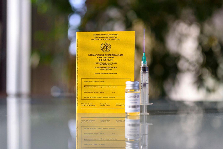 Erinnerung an manchen Piks – der Impfpass