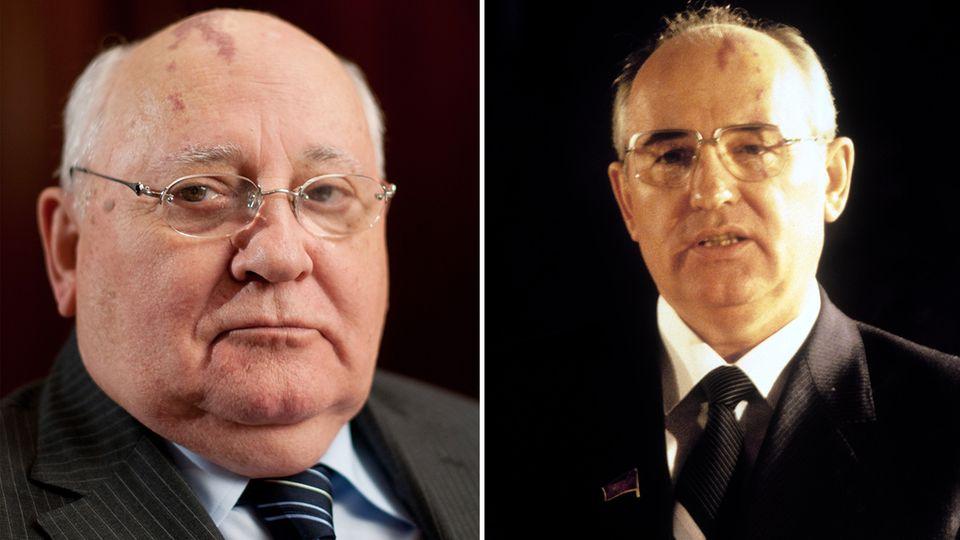Michail Gorbatschow: Vater der Deutschen Einheit wird 90 – heute lebt er zurückgezogen.