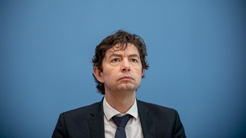Le virologue Christian Drosten de la Charité Berlin