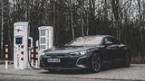 Der Audi RS e-tron GT hat 475 kW / 646 PS