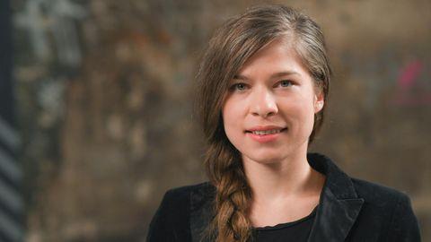 Autorin Nele Pollatschek