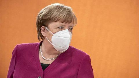 """Corona-Gipfel gestartet: Merkel: """"Wir können den Übergang in eine neue Phase gehen"""""""