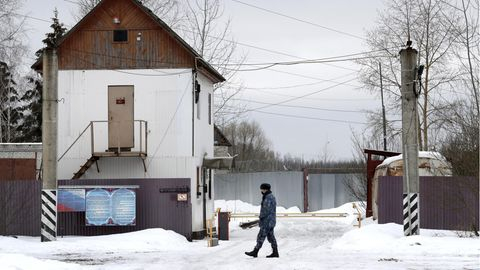 Hier wird Alexej Nawalny seine Haft verbringen müssen
