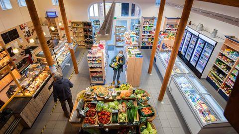 """Corona-Leugner: """"Maskenfreier Ansturm"""" auf österreichische Supermärkte geplant – und wieder abgeblasen"""