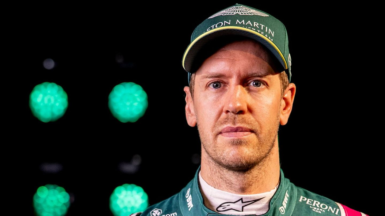 Formula 1 Pilot Sebastian Vettel