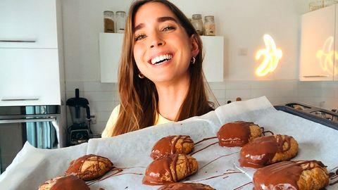 Tahini-Kekse: Rezept im Video von Natalie Gleitmann
