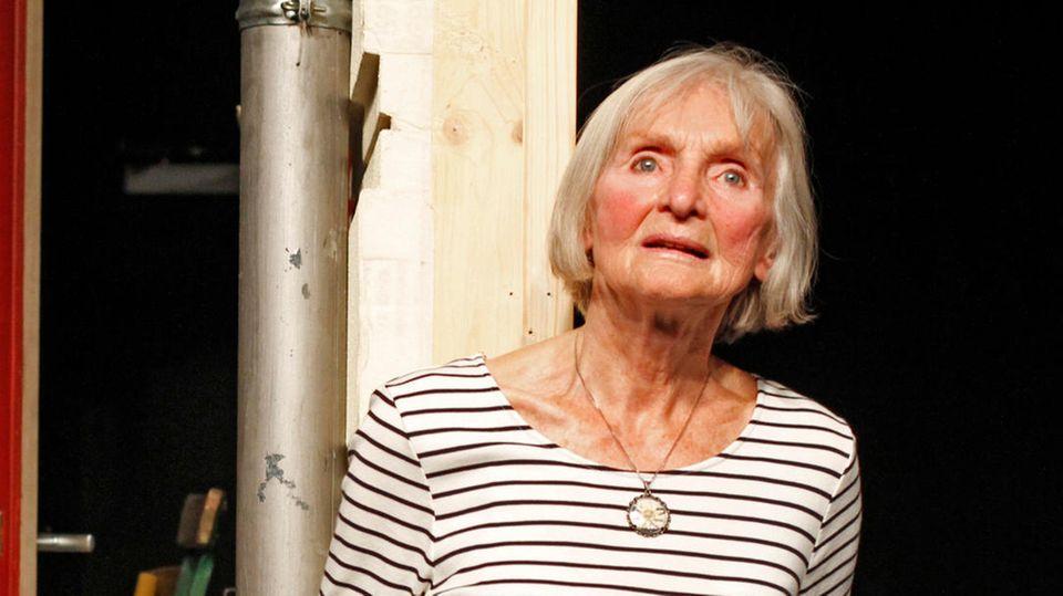 Schauspielerin Katharina Matz gestorben