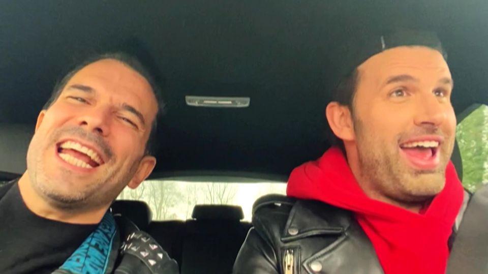 Marc Terenzi und Jay Khan gründen eine neue Boyband