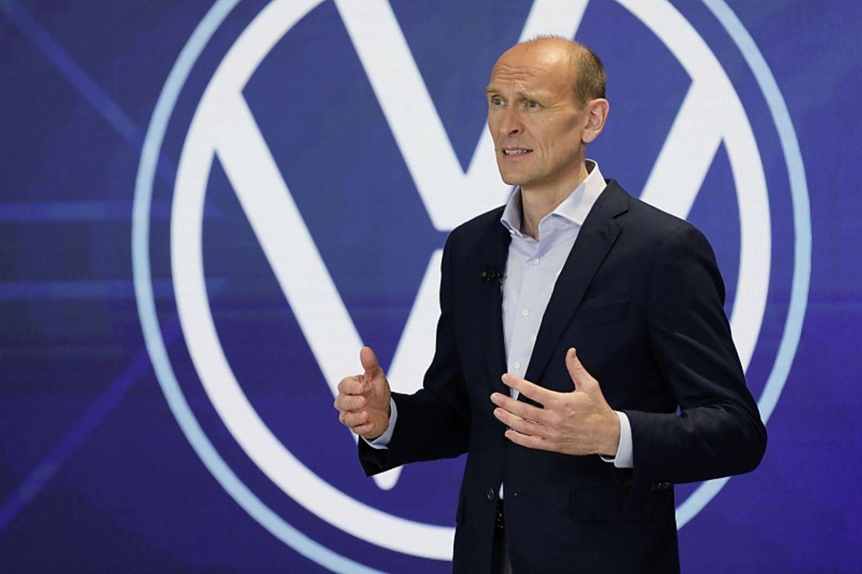 VW-Chef Ralf Brandstätter hat Großes vor