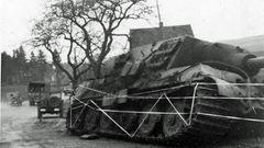 Das Ende des Krieges im Ruhrkessel.